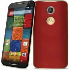 [Saraiva]  Smartphone Motorola Moto X 2ª Geração Rouge por 890
