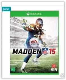 [Livraria Cultura] MADDEN NFL 15 (XBOX ONE) por R$ 40