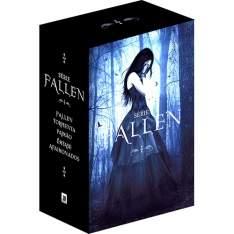[AMERICANAS] Box Serie Fallen - 5 LIVROS por R$ 50