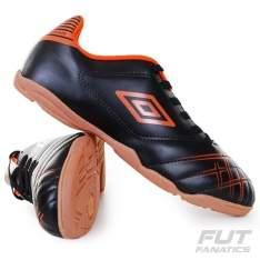 [Futfanatics] Chuteira Umbro Prime Futsal Preta R$ 43