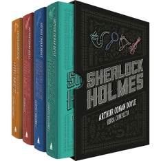 [AMERICANAS] Box Sherlock Holmes - R$ 48 (COM CUPOM OBASALDAO)