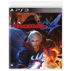 [Casas Bahia] Jogo Devil May Cry 4 - PS3 - R$50
