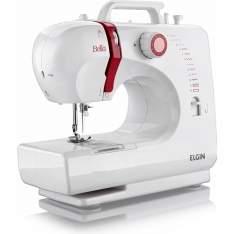 [Americanas] Máquina de Costura Portátil Bella Elgin - R$252
