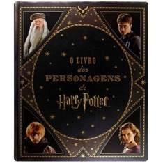 [Ponto Frio] O Livro Dos Personagens de Harry Potter - R$85