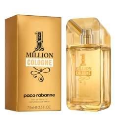 [Época Cosméticos] Perfume 1 Million Cologne Paco Rabanne - 75ml Masculino - R$229