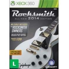 [Ponto Frio] Jogo Rocksmith 2014 Xbox 360 - R$49
