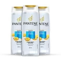 [NetFarma] Kit Pantene Shampoo Brilho Extremo (Leve 3, pague 2) - por R$19