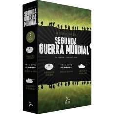 [Americanas] Box de Livros - O Essencial da Segunda Guerra Mundial (3 Volumes) por R$ 10