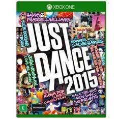 [Ricardo Eletro] Jogo Just Dance 2015 para Xbox One (XONE) - Ubisoft por R$ 36