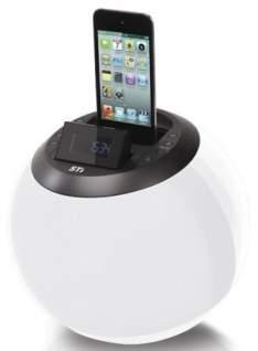 [Saraiva] Dock Station Sti Ds2525i Branco Para iPod e Iphone, 40w Rms, Subwoofer Integrado, Audio Line-in Aux  por R$ 76