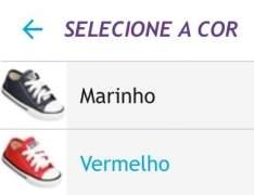 [Netshoes] TÊNIS CONVERSE ALL STAR CORE OX INFANTIL por R$ 51