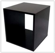 [Submarino] Cubo Decorativo BCB MDP Tabaco/Branco - BRV Móveis por R$ 9