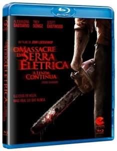 [Saraiva] Filme Blu-ray O Massacre da Serra Elétrica: A Lenda Continua - R$15