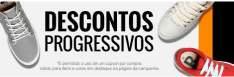 [Kanui] Descontos Progressivos - 4 Tênis por R$ 189,90