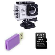 [PONTO FRIO](Capa protetora a prova d`agua + Micro SD 4 GB + Leitor de Cartão de Memória) R$19,80