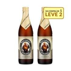 [Empório da Cerveja] Kit Franziskaner Kristall Klar - Na Compra de 1, Leve 2 por R$ 15