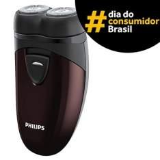 [Efacil] Barbeador PQ206 Bivolt - Philips por R$ 39