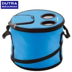 Dutra Máquinas - Cooler compacto com capacidade de 8 litros - Soprano - R$ 37,90 à vista