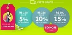 [O Boticário] Descontos de 5% 10% e 15% + FRETE GRÁTIS no site