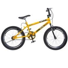 [Casas Bahia] Bicicleta Colli Bike Aro 20 Extreme Amarelo/preto - R$320