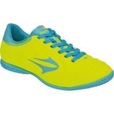 [ Americanas] Tênis Topper Indoor Slick Verde Neon/Azul - R$49,90