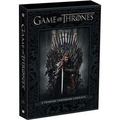 [Submarino]- DVD Game Of Thrones - 1ª Temporada (5 Discos)- 24,95