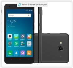 [Submarino] Smartphone Xiaomi Redmi 2 Pro Android Dual Chip 4G Tela HD 4,7'' Câmera 8MP 16GB - Cinza por R$ 699