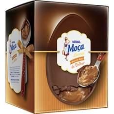 [Lojas Americanas]- Ovo de Páscoa Moça Doce de Leite Colher 340g- Nestlé- 45,90