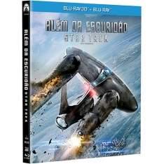 [Americanas] Blu-ray - Star Trek: Além da Escuridão (Blu-ray 3D + Blu-ray) - R$20