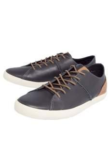 [DAFITI] Sapatênis Coca Cola Shoes Recorte Azul/Bege - R$ 167,99 com cupom CONSUMIDOR30 - frete grátis