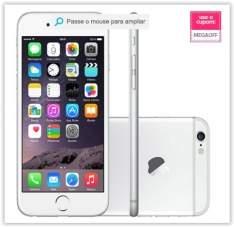 "[Submarino] iPhone 6 64GB Prata Tela 4.7"" iOS 8 4G Câmera 8MP - Apple por R$ 2771"