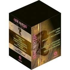 [Submarino] Box Jane Austen Bilíngue (Português/Inglês) - R$88