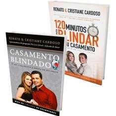 [Americanas] Kit Livros - Casamento Blindado + 120 Minutos Para Blindar Seu Casamento por R$ 17