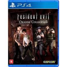 [Americanas] Jogo Resident Evil Origins Collection PS4 - R$88