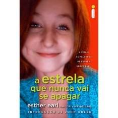 [SUBMARINO] Livro - A Estrela Que Nunca Vai Se Apagar R$7