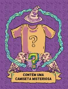 [Nerd Universe] Camiseta Misteriosa por R$29,90