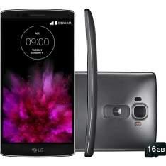 """[AMERICANAS] Smartphone LG G Flex2 Android 5.0 Tela 5.5"""" 16GB 4G Câmera 13MP e Processador Octa Core - Titânio - R$ 1187,21 no boleto ou R$ 1349,10 parcelado - Use o cupom 10MEGA"""