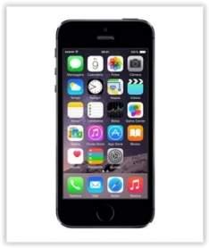 "[Sou Barato] iPhone 5S 16GB Cinza Espacial Tela 4"" IOS 8 4G Câmera de 8MP - Apple por R$ 1710"