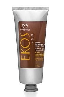 [Natura] Polpa Hidratante para as Mãos Cacau Ekos - 75g R$ 20