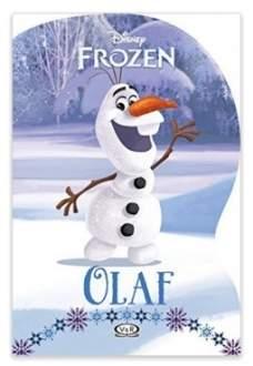 [SUBMARINO] Livro - Olaf: Disney Frozen - R$ 2,85