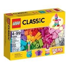 [Ponto Frio] Lego Classic - Suplemento Criativo e Colorido 303 peças de R$ 119,98 por R$ 99,00