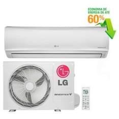 [Ponto Frio] Ar-Condicionado Split Inverter LG Libero E+ Frio 9.000 BTUs - 220V - R$1.414,55