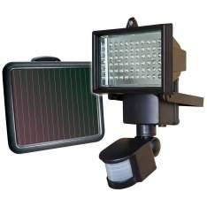 [Walmart] Refletor de LED por Energia Solar Ecoforce 9206 com 60 LEDs - R$151,91