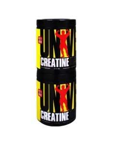 [Ricardo Eletro] Combo Creatine Powder - cada porção contém 3g de creatina - 400G - UNIVERSAL NUTRITION - R$94,90