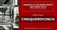 [Natura] O barato mais barato! 5% de desconto em Item promocionado!!!