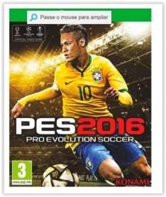 [Submarino] Jogo Pro Evolution Soccer 2016 - Xbox One por R$ 104