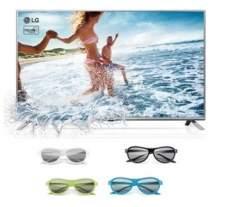[SOUBARATO] TV LED 3D 42'' LG 42LF6200 Full HD com Conversor Digital 2 HDMI 1 USB + 4 Óculos 3D - 1457,00 EM ATÉ 6 X - USE O CUPOM DESCONTO10
