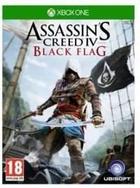 [CdKeys] Jogo Assassin's Creed IV 4: Black Flag Xbox One - Digital Code - R$13