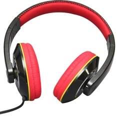 [SHOPTIME] Fone de Ouvido Smarts Supra Auricular Preto/Vermelho - SM-0016 - R$ 9,90 COM O CUPOM MEUFONE
