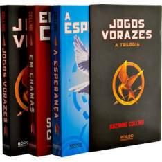 [navioqueafunda] Box Jogos Vorazes - 3 livros por R$ 20